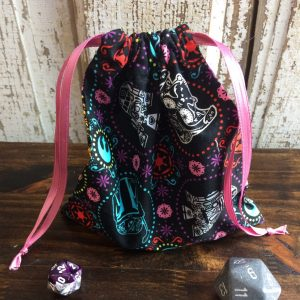 Star Wars Sugar Skull Dice Bag