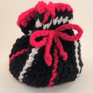 Harley Quinn Dice Bag