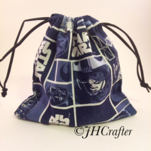 Star Wars a New Hope Dice Bag