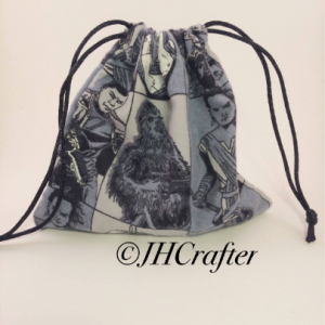 The Force Awakens Dice bag