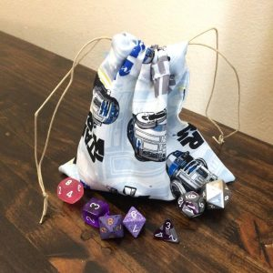 R2D2 Star Wars Dice bag