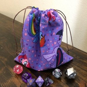 My LIttle Pony Dice Bag