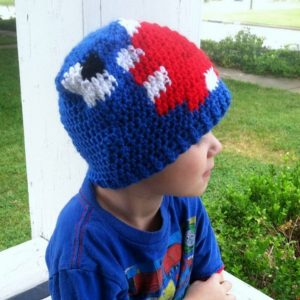 iBallisticsquid Crochet Hat