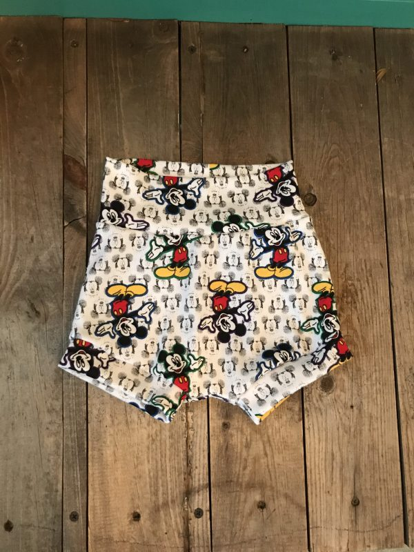 Mickey Mouse Baby Bummies