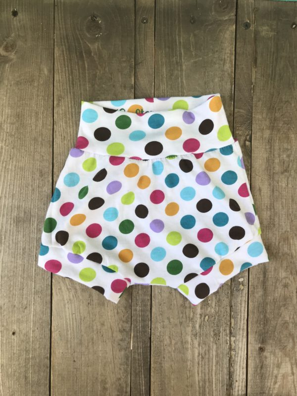 Polka Dot Baby Bummies