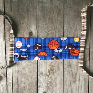 Sports Fabric Face Mask