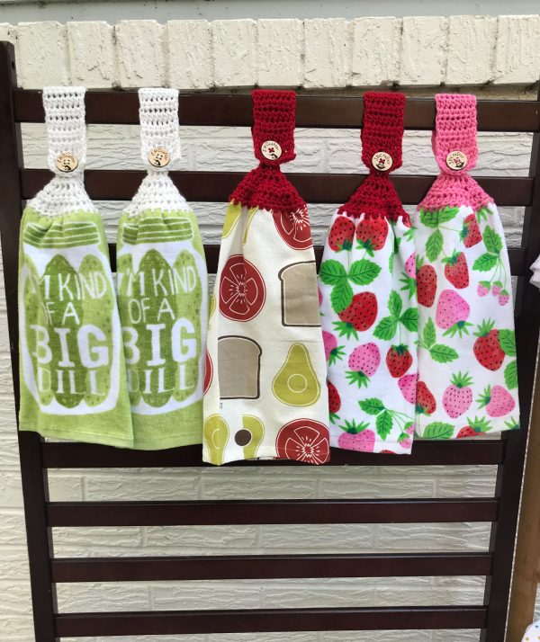 Food Theme Towels