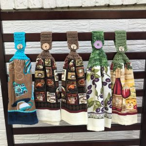 Coffee and Wine towels