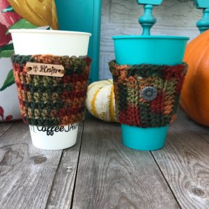 Autumn Colors Cup Cozy